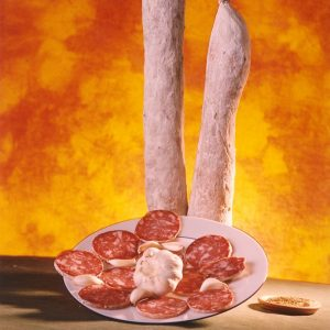 Salame-all'Aglio