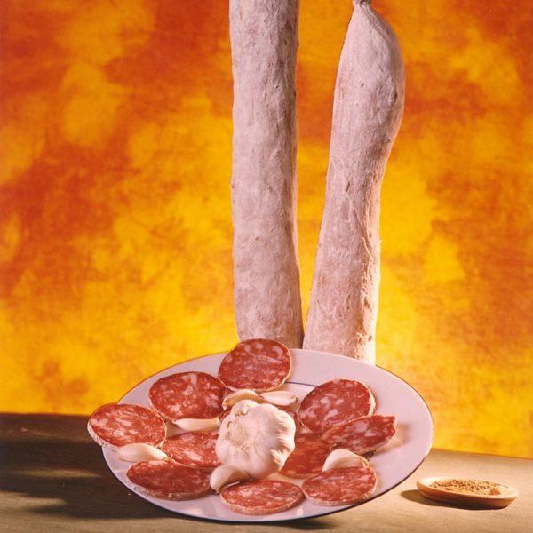 Salame-all'Aglio
